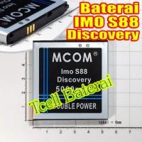 Baterai IMO S88 Discovery , MCom