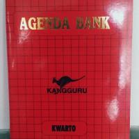 DONGA BUKU AGENDA BANK KWARTO