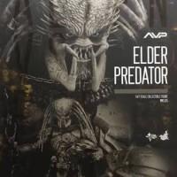 hot toys predator elder mms 325 EXCLUSIVE misb