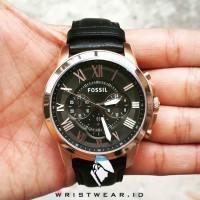 Fossil FS5085 Grant Chronograph ORIGINAL   JAM TANGAN PRIA/LAKI-LAKI