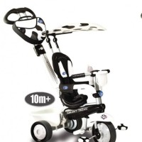Smart Trike 4-in-1 NEW Zoo Touch Steering Tricycle - Cow