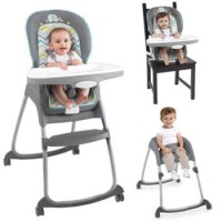 Bright Starts InGenuity Trio 3 in1 Deluxe High Chair Ridgedale