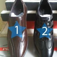 Sepatu Kulit Prada
