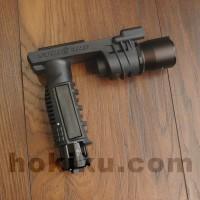Flashlight SF M910A - Black