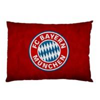 Sarung Bantal Custom Bayern Munchen FC 45x65 cm gambar 2 sisi #151