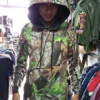 Baju Kaos Panjang Camo Perbakin Oak Tree Hunting