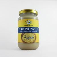 Saus Tahini atau Tahina Paste Roasted Unsalted 500mL