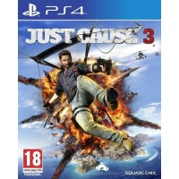 PS4 JUST CAUSE 3 (Region 2/EUR/English)