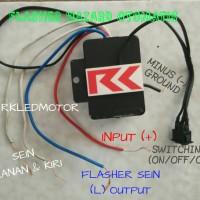 Modul Hazard Otomatis Sein Nmax, Xabre, PCX, VARIO dan motor umum
