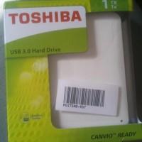 harga Hardisk Eksternal Toshiba 1 TB New Harga Second Tokopedia.com