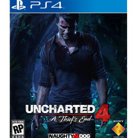 Kaset PS4 Game : Uncharted 4 - A Thief's End