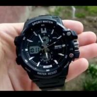 Original SKMEI Anti Air Casio Sport LED Watch - Jam Tangan Pria gshock