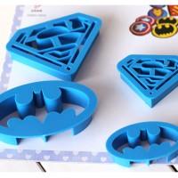 Batman Vs Superman Cutter/Super Hero/Cookie Cutter