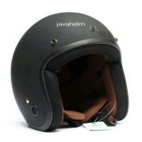 harga Helm Classic Retro Caferacer Vespa Harley Honda CB Tokopedia.com