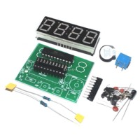 Jual diy kit jam Digital Elektronik C51 4 Bits Murah