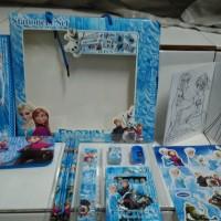 harga 1 Set Perlengkapan Disney / Alat Tulis Karakter Frozen , Hk ,minion Tokopedia.com