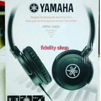 Headphone YAMAHA HPH -100 B (original )