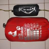 harga Sleeping Bag Polar + Hammock Peket Murah NOT Eiger Consina Rei Avtech Tokopedia.com