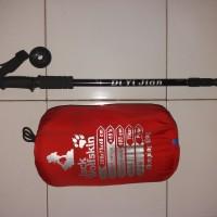 harga Sleeping Bag Polar + Trekking Pole Paket Murah NOT Consina Eiger Rei Tokopedia.com