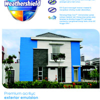 Cat Eksterior Dulux Weathershield