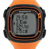GARMIN FORERUNNER 10 - (Black / Red, Orange / Black)