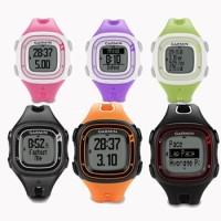 GARMIN FORERUNNER 10 - (Purple, Green, Pink)