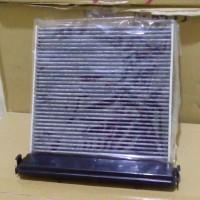 Paket Filter AC (Filter Kabin) CARBON + Cover Mobilio, Brio, BRV