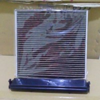 Paket Filter AC (filter kabin) COKLAT + Cover Mobilio, Brio, BRV