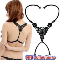 harga Butterfly Rhinestone Bra Shoulder Strap / Tali bra Import Tokopedia.com