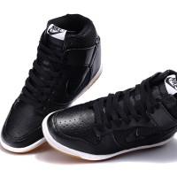 Sneakers Wedges Nike Sky High Dunk Real Black