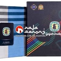 harga Kain Sarung Tenun Gajah Duduk Multi Colour #GDMC-017 Tokopedia.com