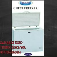 harga Chest Freezer Frigigate 300l Tokopedia.com