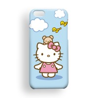 3D Hello Kitty cute iPhone 5C case casing iPhone 5C