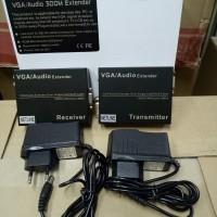 Netline VGA Extender 300M+Audio