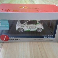 Toyota IQ Teint Version Year 2011 - 1:43 JCollection