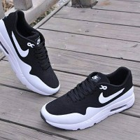 harga Sepatu Nike Airmax One Putih Hitam Untuk Pria Wanita Tokopedia.com