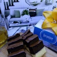 Jasmine Spikoe 20x20cm(Spiku Cake Lapis Surabaya Kue Mandarin Mandarij
