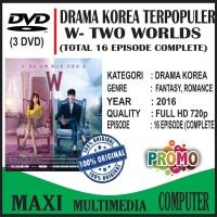 Drama Korea W - Two Worlds (2016)