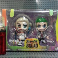 Hot Toys Suicide Squad The Joker & Harley Quinn Cosbaby