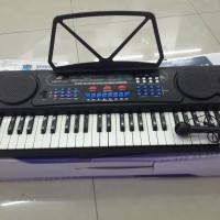 Jual Belajar Musik Dasar Piano Keyboard 54 Kunci X5 Australia Kota Medan Lopute Tokopedia