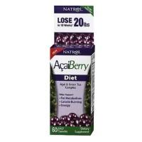 Natrol Acai Berry & Green Tea - Obat Diet Langsing dari Amerika