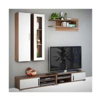 Mocca L TV Wall Unit [Plasma TV 42 Inch / Khusus Jabodetabek]