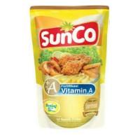 Minyak Goreng Sunco 2 L (kurir via Gojek)