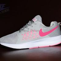 Sepatu Sport Nike Zoom Pegasus Premium Import / gym aerobic zumba