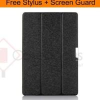 Asus Transformer Book T100TA T100TAM Premium Leather Flip Case Cover