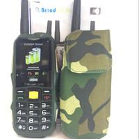 BRANDCODE B81 B-81 GRATIS TEMPAT DOMPET ARMY HP BISA POWERBANK 10.000