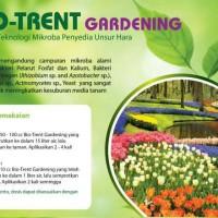 Pupuk Organik Hayati Cair Biotrent Gardening - Tanaman, Bunga & Taman.