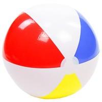 Intex Glossy Panel Ball 51cm. Bola Mainan Anak di Pantai Kolam Renang