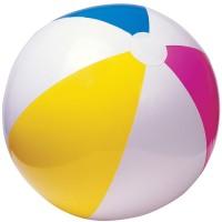 Intex Glossy Panel Ball 61cm. Bola Mainan Anak di Pantai Kolam Renang