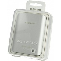 SAMSUNG Fast Charge Battery Pack Original Power Bank 10200mah|Silver